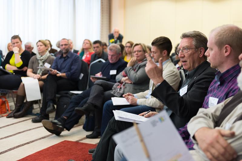 Über die Rolle der Stadtwerke in der Energiewende wird auf der KLIMA.WERKSTATT am 9. November diskutiert © KlimaDiskurs.NRW e.V.