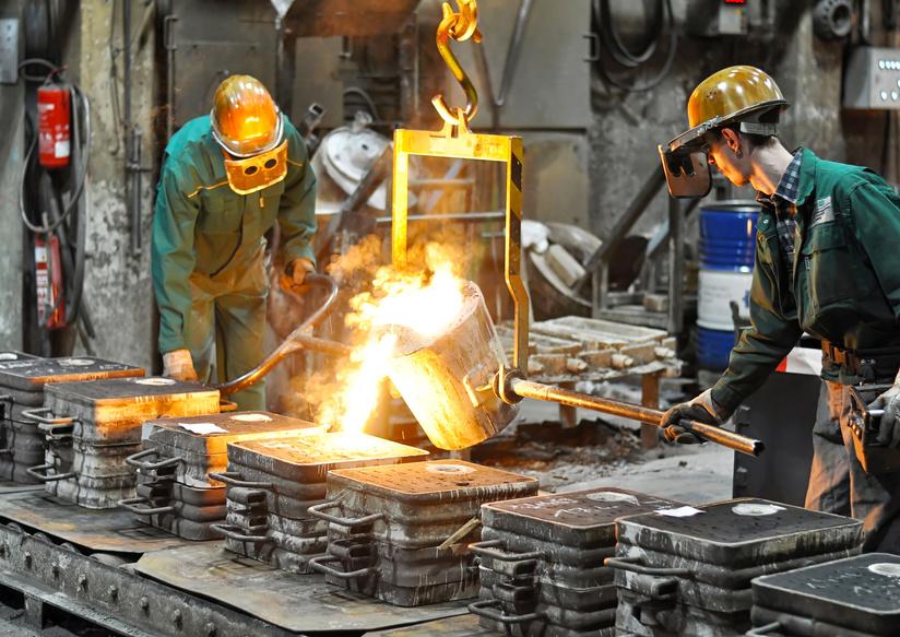 Strategiewende und Arbeitsplatzsicherung sind vereinbar, meint die IG Metall © Fotolia